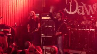 DAWNLESS - A Voice In The Night - (HQ sound live)