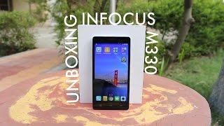 Unboxing Infocus M330!