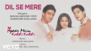 Dil Se Mere - Official Audio Song | Pyaar Mein Kabhi Kabhi | Shekhar RavjianiDil Se Mere