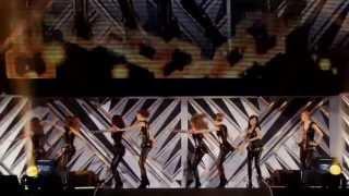 Girls´ Generation (SNSD) - Bad Girl live german sub