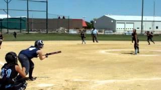 Shana Puetz Travel Softball Week 2