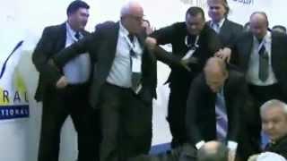 Tentative de meurtre en direct d'un homme politique bulgare
