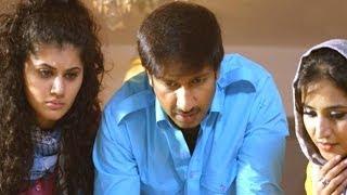 Locker Secret Reveal Scene From Sahasam Movie - Gopichand, Taapsee - Full HD