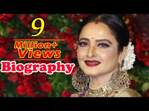 Rekha - Biography