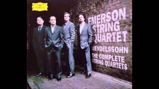 Felix Mendelssohn Bartholdy The String Quartets 3/4