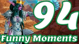 Heroes of the Storm: WP and Funny Moments #94