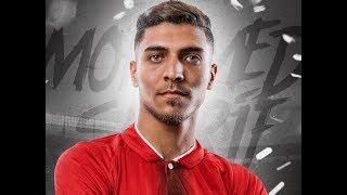 لقاء خاص مع لاعبنا الجديد #محمد_شريف