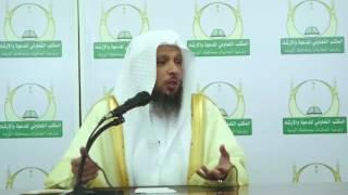 من أسباب الحياة الطيبة ( تذكر الآخرة ) مؤثر | الشيخ سعد العتيق