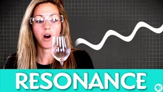How I broke a wine glass with my voice (using science!)