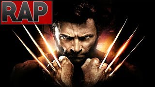 RAP do Wolverine / Logan X-Men: Apocalypse (2016)