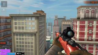 Sniper 3D Assassin: Gun Shooting Game for free - Fun Games For Free Level 1-5 Gameplay Walkthrough