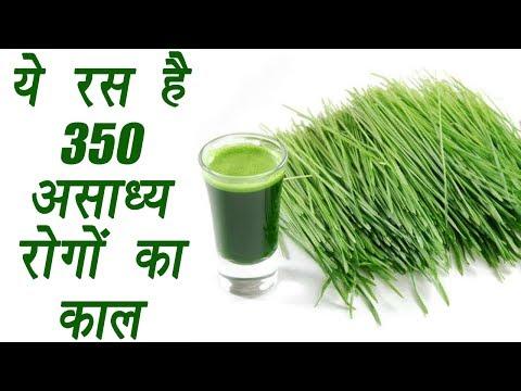 Wheat Grass Juice, ज्वारे का रस | 350 असाध्य रोगों का इलाज ये रस, जानिए बनाने की विधि | Boldsky