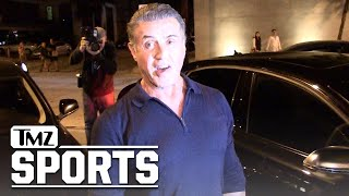 SYLVESTER STALLONE I'M ROOTING FOR CONOR 'He's the Real Life Rocky' | TMZ Sports