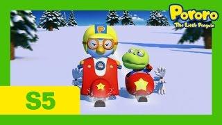 [Season 5] E14 Let's Make A New Sled | Kids Animation | Pororo the Little Penguin