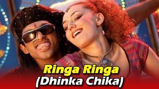 Ringa Ringa (Dhinka Chika) - Arya 2