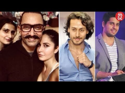 'Thugs Of Hindostan' Set Witnesses A Mishap | Tiger, Sidharth In Race For Hrithik's 'Super 30'
