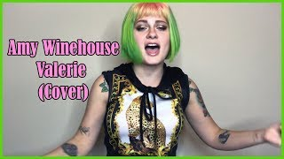 Amy Winehouse- Valerie (Cover) | HeyThereImShannon