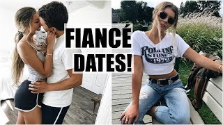Fiancé Dates and Visiting Karina's New Apartment! // August 2017
