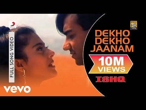 Xxx Mp4 Ishq Dekho Dekho Jaanam Video Kajol Ajay Devgan 3gp Sex