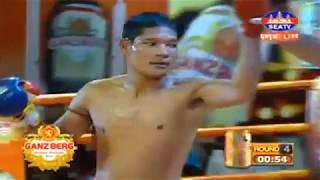 khmer Boxing, ជ័យ ប៊ុនសង់ ប៉ះ នឹម នន Kun Khmer Boxing SeaTv Boxing