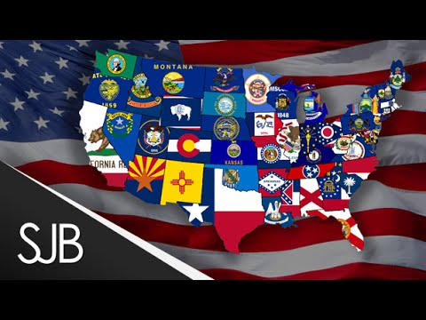 watch US states - States of the United States of America - The 50 States