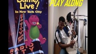 Barney Live in New York City Play Along