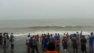 Rainy Day In Digha.....Old Digha Sea Beach.