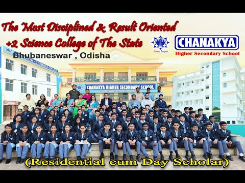 Chanakya 2 Science College Bhubaneswar Odisha