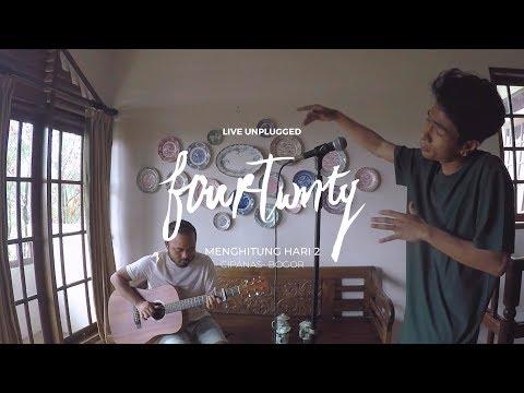 Download Lagu Fourtwnty - Menghitung Hari 2 (Anda Perdana Cover) (Unplugged) MP3