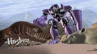 Beast Wars: Transformers - Your Time Has Come, Optimus