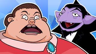 YO MAMA SO FAT! Nutella / Dracula