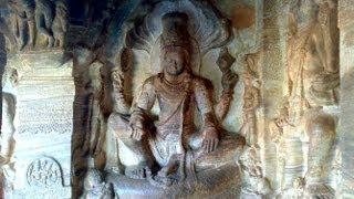 CHALUKYA DYNASTY MARVEL - Badami cave temples