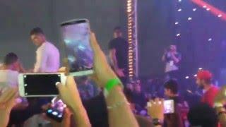 Booba - LVMH (Concert A Hilton Alger ) 24.03.16
