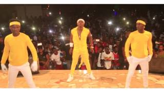 Rayvanny live performance in Dodoma Royal Village part 1