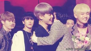 SHINEE TAEMIN & BTS JIMIN CUTE MOMENTS