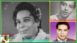 SHAMSHAD-Film-PARAS-1949-Barbadi-E-Dil Ko Kya Royen-[ Best Audio Sound ]