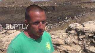 Russia: 2,000-yo Ancient Greek fortress discovered in Crimea