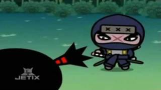 Pucca Episode 3 Part 1 - The Cursed Tie