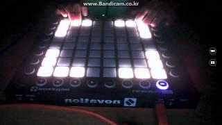 Launchpad pro cover)SKrillex-Bangarang vs KREWELLA-come and get it