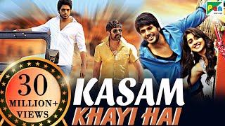 Kasam Khayi Hai (Ra Ra Krishnayya) | New Hindi Dubbed Movie | Sundeep Kishan, Regina Cassandra