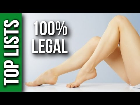 10 Things You Thought Were Illegal, But Aren't!