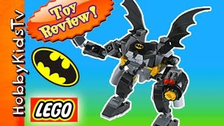 Lego Super Heroes Gorilla Grodd Goes Bananas (76026) Batman Flash Wonder Woman HobbyKidsTV