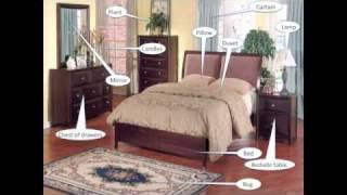 Learn English Vocabulary: The bedroom