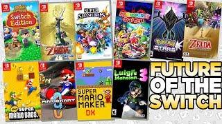 The Future of the Nintendo Switch - Switchversary 1 Year! | Austin John Plays