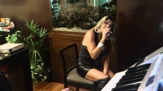 upskirt singer