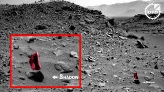 Major Discovery Floating Rock on MARS Captured by Curiosity Rover