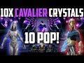 10X Cavalier Crystal Opening + BONUS - Marvel Contest of Champions