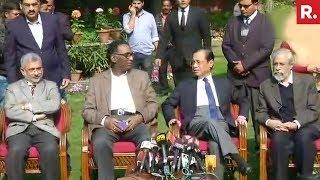 4 Supreme Court Judges Speak Against The Chief Justice Of India