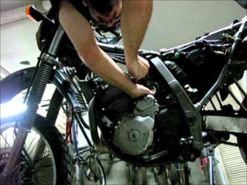 Regulando Agulha do Carburador DR 650 Carburetor Needle