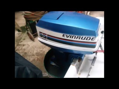 Xxx Mp4 55HP Evinrude Outboard Engine Test 3gp Sex